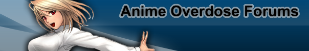 AnimeOverdose Forum